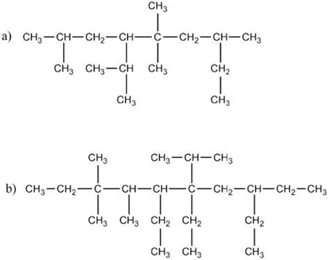 cadenas saturadas normales hidrocarburos saturados cibermatex