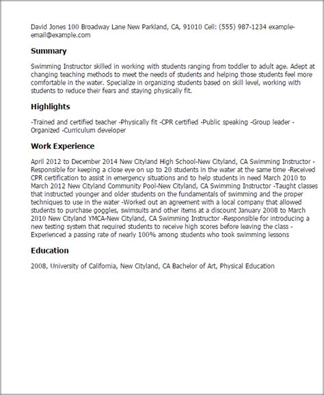 Karate Instructor Sle Resume by Automotive Instructor Resume Sales Instructor Lewesmr