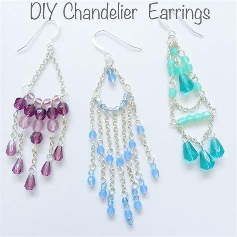 handmade chandelier earrings beginners guide to diy chandelier earrings 7 steps with