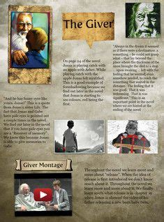 The Giver Book Report Ideas
