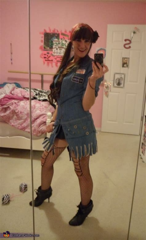 pin  mechanic costume diy costumes