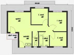 Three Bedrooms three bedroom house plans in south africa home combo