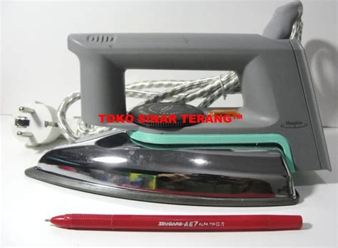 Maspion Setrika Ex 1010 Blackberry jual setrika lstrik maspion automatic iron exclusive