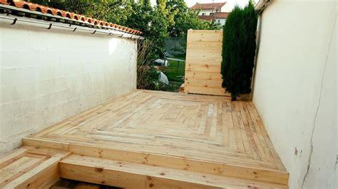 Pallet Floor Diy by Diy Pallet Outdoor Flooring Pallet Ideas Recycled