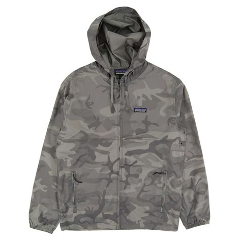 patagonia light and variable patagonia light and variable jacket forest camo forge grey