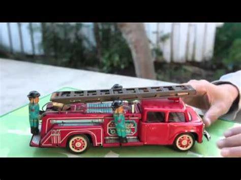 Mobil Mainan Pemadam Kebakaran Vintage mainan mobil mobilan pemadam kebakaran beraksi pakai remote