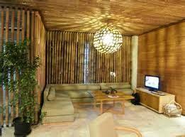Tenda Indian Anak Murah desain rumah villa bambu eksotik