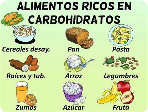 alimentos ricos en carbohidratos alimentos ricos en carbohidratos pictures to pin on
