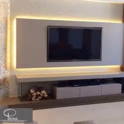home design for tv home theater painel de tv em mdf na cor gianduia da
