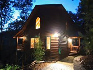 running lodge 2 br 2 ba cherry log cabin rental