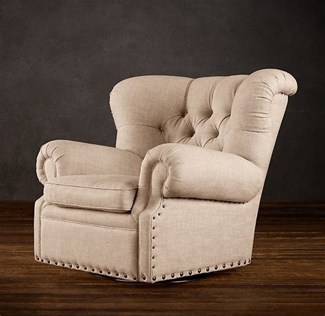 restoration hardware recliner pin by rebecca montgomery on side chairs pinterest