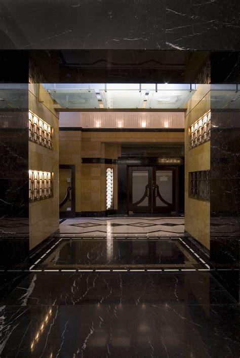 foyer of building b os sbi building foyer