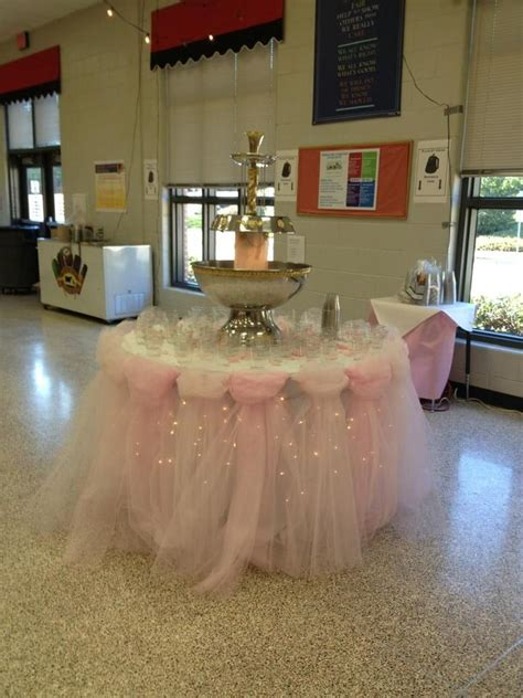 Wonderful Diy Light Tutu Table by The 25 Best Tulle Table Skirt Ideas On Baby