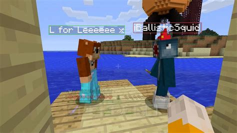 Minecraft Xbox - Belly Dance [117] - YouTube L For Lee Minecraft Stampy