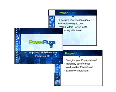 power plugs powerpoint templates crystalgraphics ppt模板 crystalgraphics powerplugs