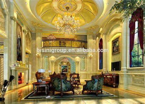 european home design new york classic antique baroque design star hotel interior 3d
