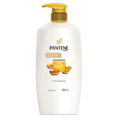 Harga Pantene Shoo 900ml pantene shoo daily moisture renewal 900ml the warehouse