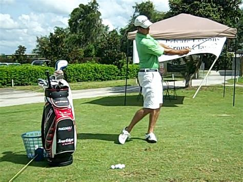 half swing drill blog panigoni golf