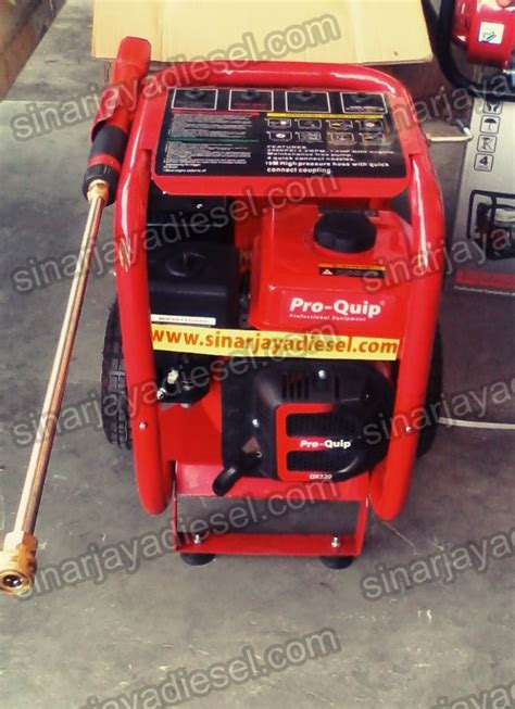Mesin Pemotong Rumput Pro Quip product category jet cleaner pressure washer sinar