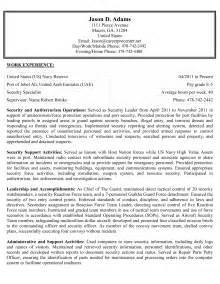 resume format government job 1
