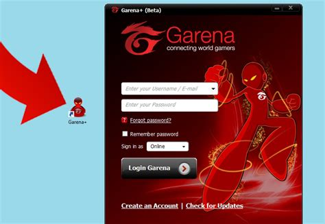 garten plus how to and install garena plus messenger 6 steps
