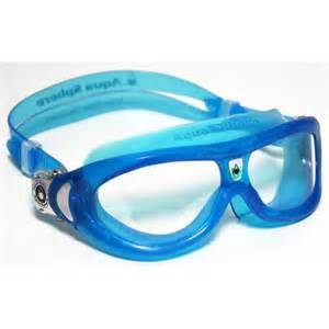 Details about aqua sphere seal kid swimming goggles new
