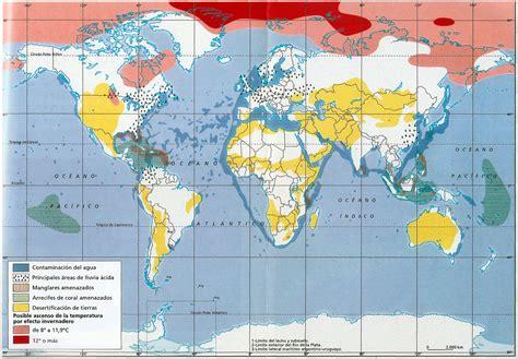 los problemas ambientales en las ciudades atajo avizora mapa de los problemas ambientales en el mundo