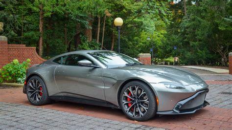 2019 Aston Martin Vantage Review by 2019 Aston Martin Vantage Spin Review Autoblog
