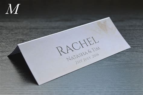 printed wedding place cards uk personalised wedding name place table cards printed assorted designs pendred printing