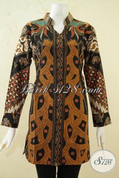 Desain Baju Batik Formal Wanita | baju batik desain istimewa motif klasik pakaian batik
