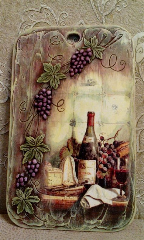 Can You Decoupage On Wood - 1000 images about tole painting on