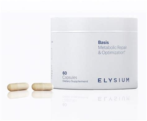 BASIS by Elysium Health (including coupon code) | Aging Bull Elysium Supplement