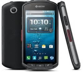 Rugged Waterproof Cell Phone Duraforce Rugged Waterproof Phone By Kyocera