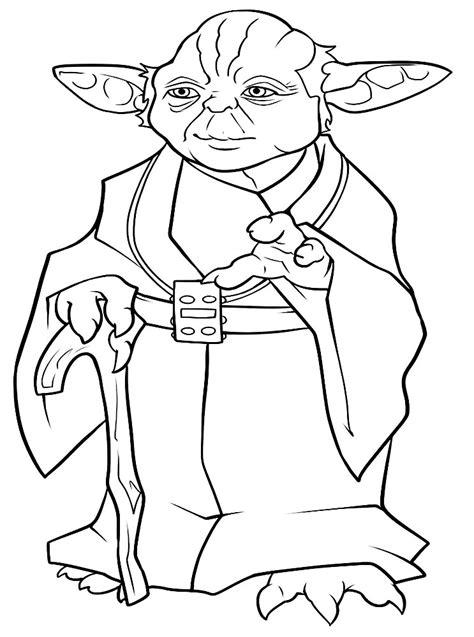 imagenes para colorear star wars imprimir gratis dibujos para colorear star wars