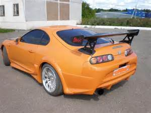 1995 Toyota Supra 1995 Toyota Supra Pictures 3000cc Gasoline Fr Or Rr