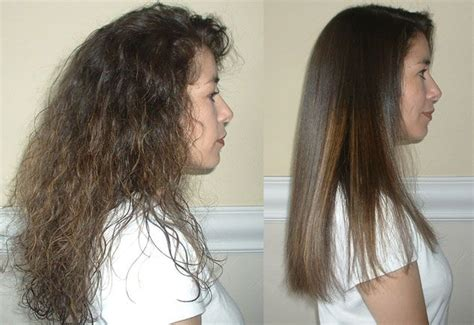 haircut before or after straightening before and after pics of japanese hair straightening