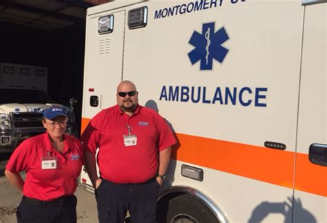 Lu Emergency Ambulance local ems workers to florida to offer aid during