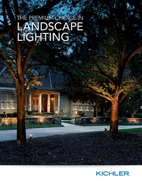 Kichler Landscape Lighting Catalog Iron Blog Kichler Landscape Lighting Catalog