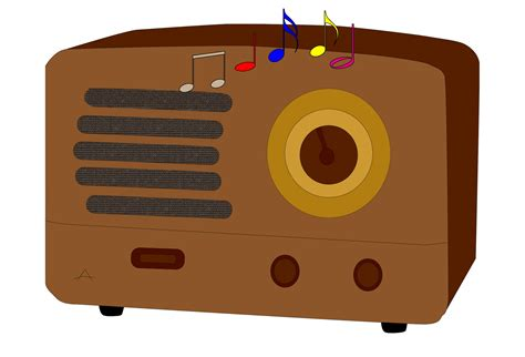 Vector Radio Tutorial | radio vector free stock photo public domain pictures