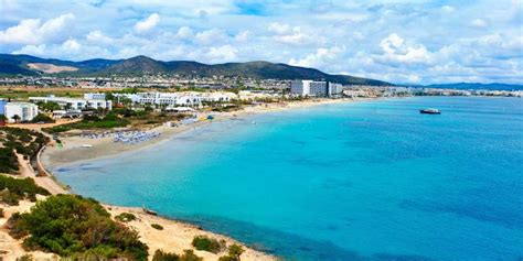 apartamentos  hoteles en playa den bossa ibiza playasol ibiza hotels