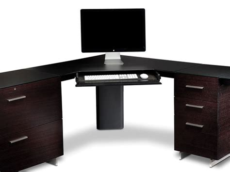 Corner Desks For Sale Bdi Sequel Corner Computer Desk Modern Corner Office Desks For Sale