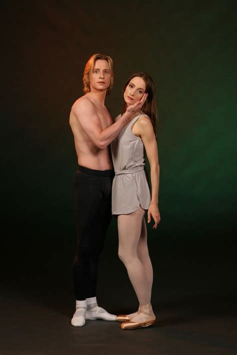 Julie Kent and Ethan Stiefel in Afternoon of a Faun ... Ethan Stiefel Gillian Murphy