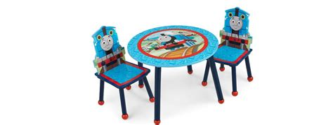 The Tank Engine Desk And Chair - kidkraft the tank engine friends table chairs