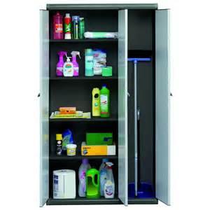 armoire rangement balai aspirateur dootdadoo id 233 es