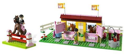 Ready Lego 3189 Friends Heartlake Stables Diskon lego friends heartlake stables 3189 my lego style
