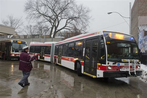 toronto couch 125 of 153 ttc buses removed from service now back on the