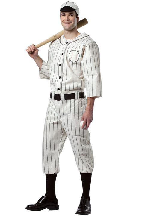 Costume Baseball tyme baseball player plus size costume purecostumes