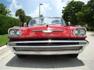 1957 desoto fireflite convertible for sale