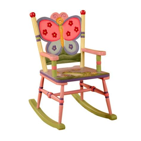 Teamson Magic Garden Rocking Chair Magic Garden Rocking Chair