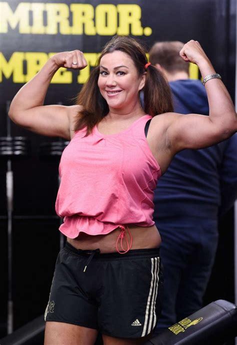 lisa appleton lisa appleton at the gym in warrington 30 gotceleb